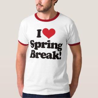 ¡Amo las vacaciones de primavera! Polera