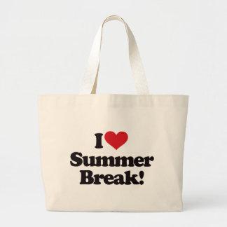 ¡Amo las vacaciones de verano! Bolsa