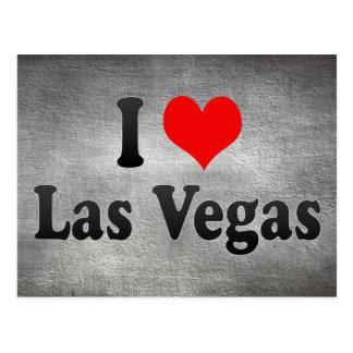 Amo Las Vegas, Estados Unidos Postales