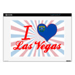 Amo Las Vegas, Nevada Portátil Skins