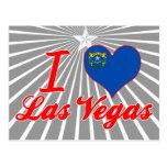 Amo Las Vegas, Nevada Tarjetas Postales