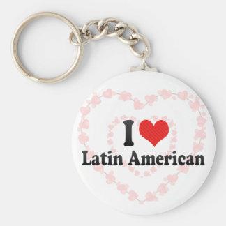 Amo latinoamericano llavero