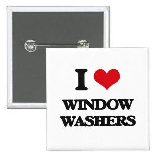Amo lavadoras de ventana chapa cuadrada 5 cm