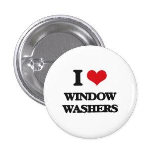 Amo lavadoras de ventana chapa redonda 2,5 cm