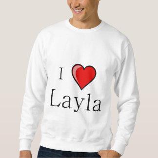 Amo Layla Sudadera