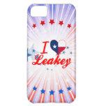 Amo Leakey, Tejas