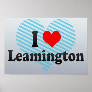 Amo Leamington Canadá Impresiones