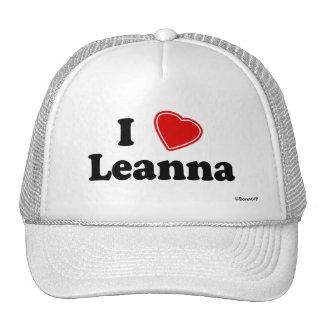 Amo Leanna Gorras