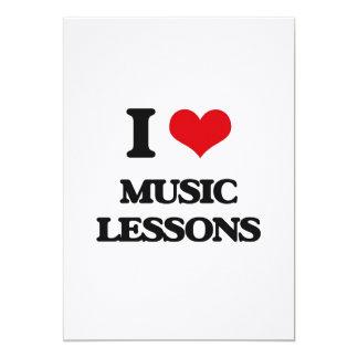 Amo lecciones de música