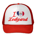 Amo Ledyard, Iowa Gorras