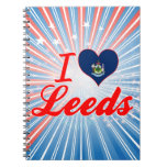 Amo Leeds, Maine Cuaderno