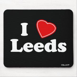 Amo Leeds Tapete De Ratones