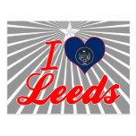 Amo Leeds, Utah Postal