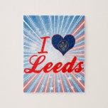 Amo Leeds, Utah Puzzles Con Fotos