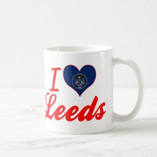 Amo Leeds, Utah Tazas