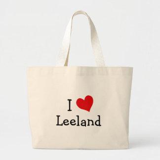 Amo Leeland Bolsa Tela Grande