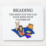 amo leer alfombrillas de ratón