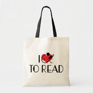 Amo leer bolsa