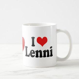 Amo Lenni Taza De Café