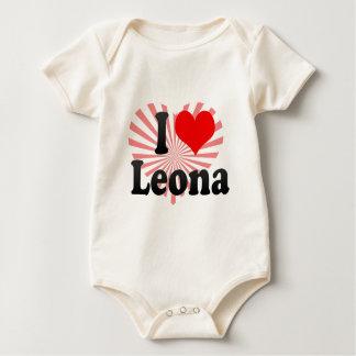 Amo Leona Body De Bebé