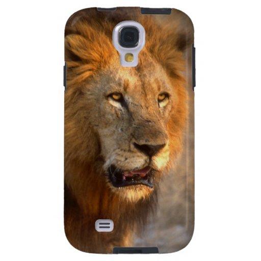 Amo leones funda para galaxy s4