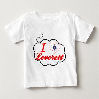 Amo Leverett, Massachusetts Tshirts