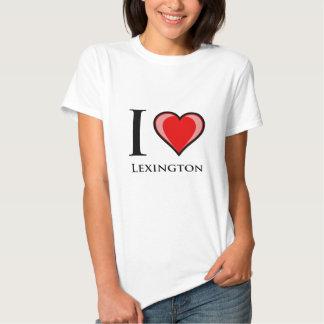 Amo Lexington Playeras