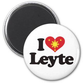 Amo Leyte Imán Redondo 5 Cm