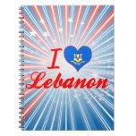 Amo Líbano, Connecticut Cuadernos