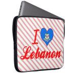 Amo Líbano, Connecticut Manga Computadora