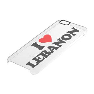 AMO LÍBANO FUNDA CLEARLY™ DEFLECTOR PARA iPhone 6 DE UNCOMMON