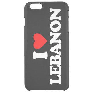 AMO LÍBANO FUNDA CLEARLY™ DEFLECTOR PARA iPhone 6 PLUS DE UNC