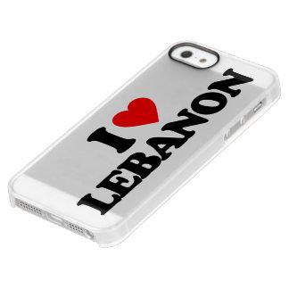 AMO LÍBANO FUNDA PERMAFROST™ DEFLECTOR PARA iPhone 5 DE UNCOM
