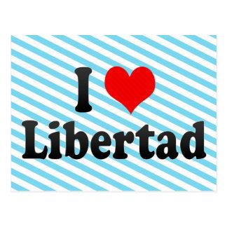 Amo Libertad Filipinas Postales