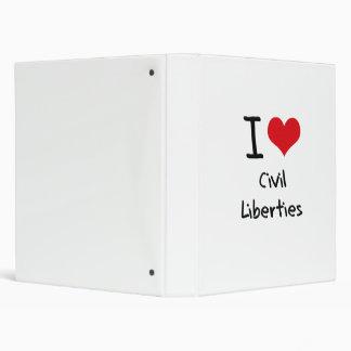 Amo libertades civiles