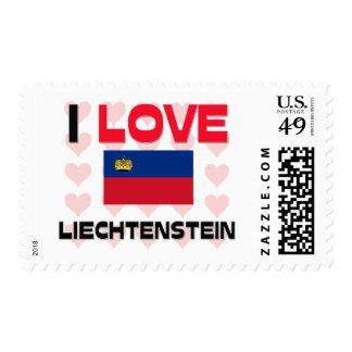 Amo Liechtenstein Sello