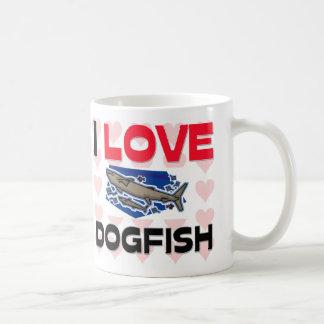 Amo lijas taza de café