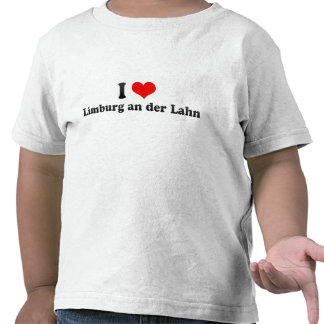 Amo Limburgo un der Lahn, Alemania Camisetas