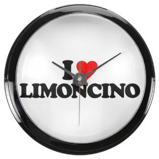 AMO LIMONCINO RELOJES AQUA CLOCK