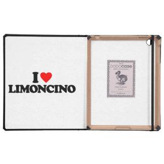 AMO LIMONCINO iPad FUNDA