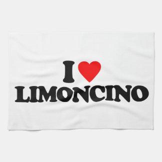 AMO LIMONCINO TOALLAS