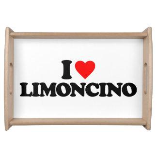 AMO LIMONCINO BANDEJAS