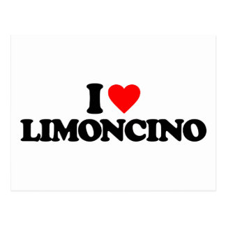 AMO LIMONCINO POSTALES