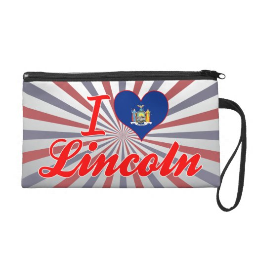 Amo Lincoln, Nueva York