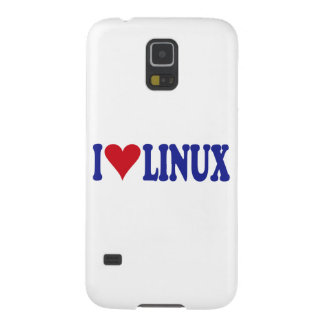 Amo Linux Carcasa De Galaxy S5