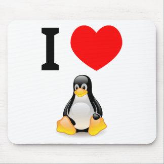 Amo Linux Tapete De Raton