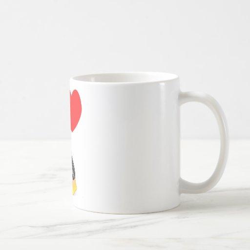 Amo Linux Tazas De Café