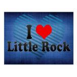 Amo Little Rock, Estados Unidos Tarjetas Postales