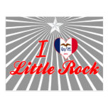 Amo Little Rock, Iowa Tarjeta Postal