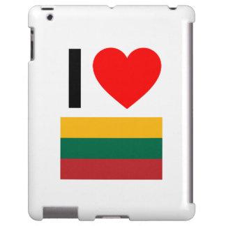 amo Lituania Funda Para iPad